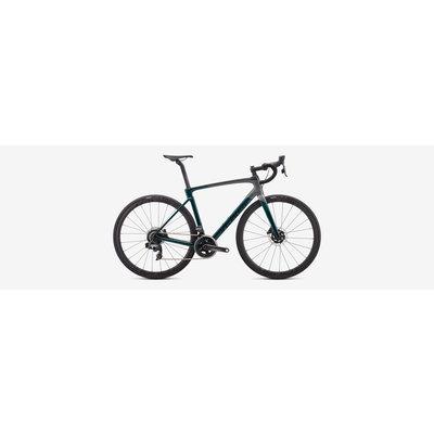 Specialized Specialized Roubaix Pro Di2 TLTNT/CHAR/BLU 56