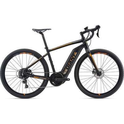 Giant Giant ToughRoad E+ GX 20MPH S Matte Black/Red