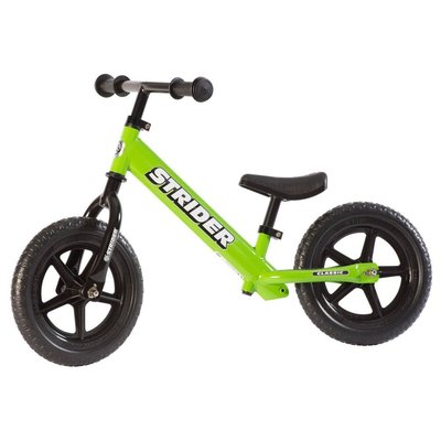 Strider Sports Strider 12 Classic Balance Bike Green