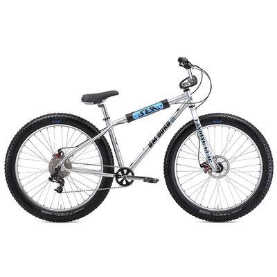 SE SE Bikes OM-Duro 27.5+ Silver Sparkle