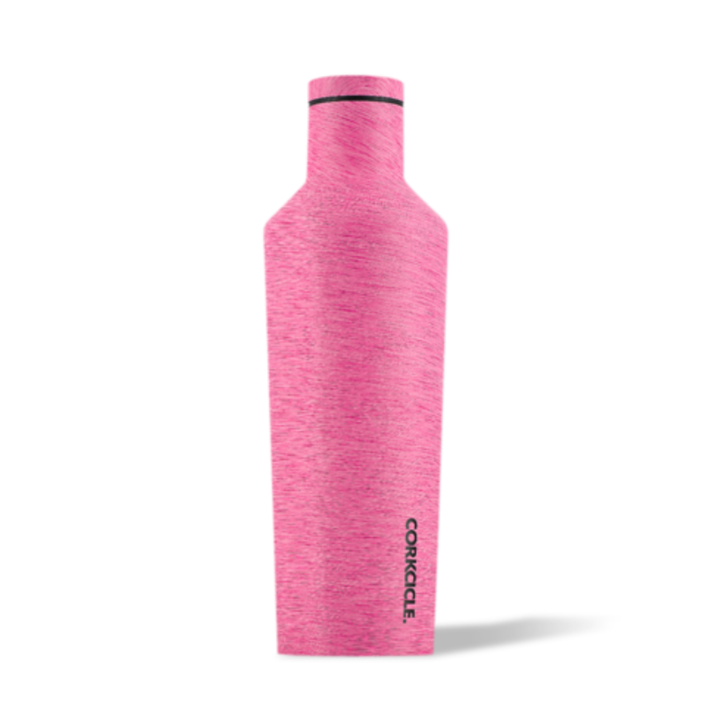 Corkcicle Corkcicle 16 Ounce Heathered Pink Canteen