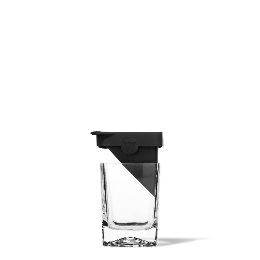 Corkcicle Corkcicle Whiskey Wedge Glass