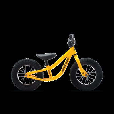 DK Bicycles Airborne Gnome 12 Balance Bike Yellow