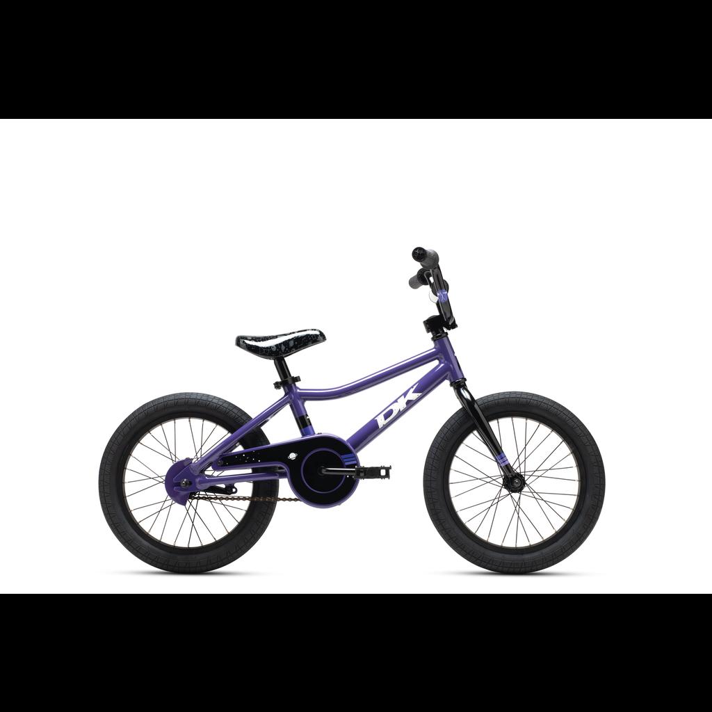 DK Bicycles DK Devo 16 Purple