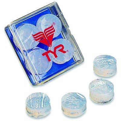 TYR TYR Soft Silicone Ear Plugs for Swim