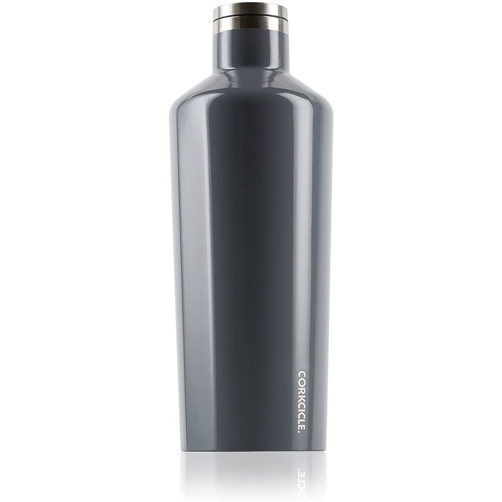 Corkcicle Corkcicle 60 oz. Canteen Gloss Graphite