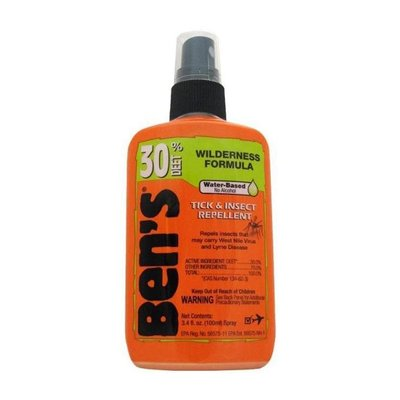 Adventure Medical Kits Adventure Medical Kits First Aid: Ben's 30% DEET Insect Repellent: 1.25oz Spray