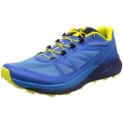 Salomon Salomon Sense Ride Shoe Men's Snorkel Blue - Indigo