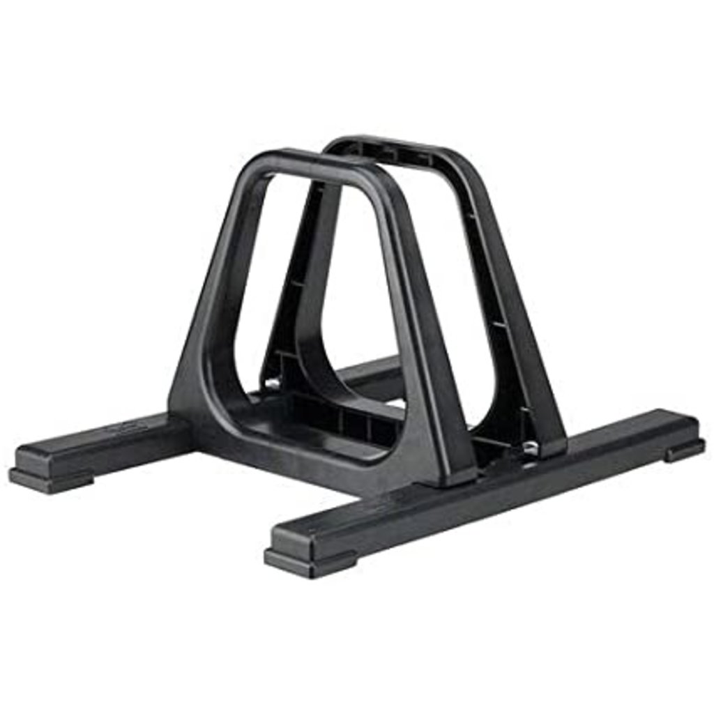 Gear Up Gear Up Grandstand Single Bike Display/ Storage Rack: 1-Bike, Black