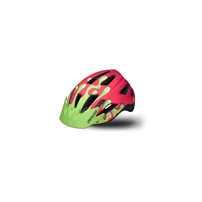 Specialized Specialized Shuffle LED MIPS CPSC Youth Helmet Acid Pink/Slime