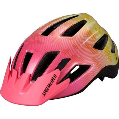 Specialized Specialized Shuffle LED MIPS CPSC Youth Helmet Yellow/AcidPinkTerrain