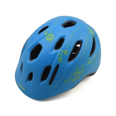 Giant Giant Holler MIPS Youth Helmet Matte Blue