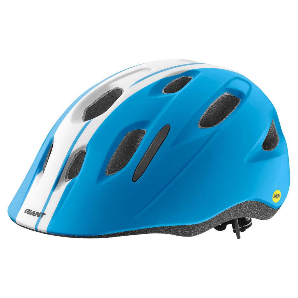 Giant Giant Hoot MIPS Youth Helmet Race Blue