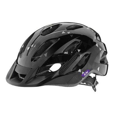 Giant Liv Unica Youth Cycling Helmet Black