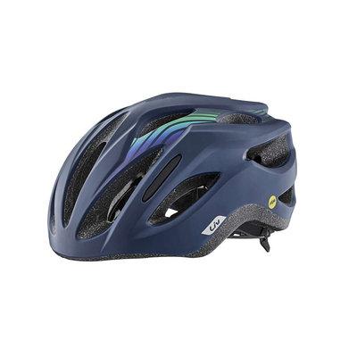 LIV Liv Rev Comp MIPS Helmet S/M Matte Navy/Gradient Blue