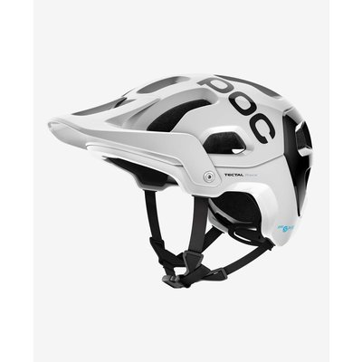 Poc POC Tectal Race Spin Mountain Helmet White/Black