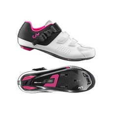Giant Liv Mova Road Shoe White/Black/Purple
