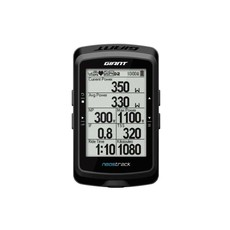 Giant Giant Neostrack GPS Computer Black