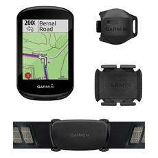 Garmin Garmin Edge 830 Bundle, Computer, GPS: Yes, HR: Yes (Chest), Cadence: Yes, Black, 010-02061-10