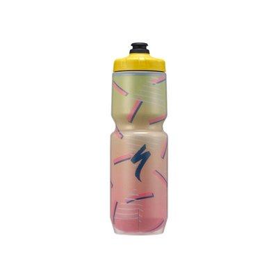 Specialized Purist Insulated Chromatek MFLO Bottle Yel Retro Bright 23 oz