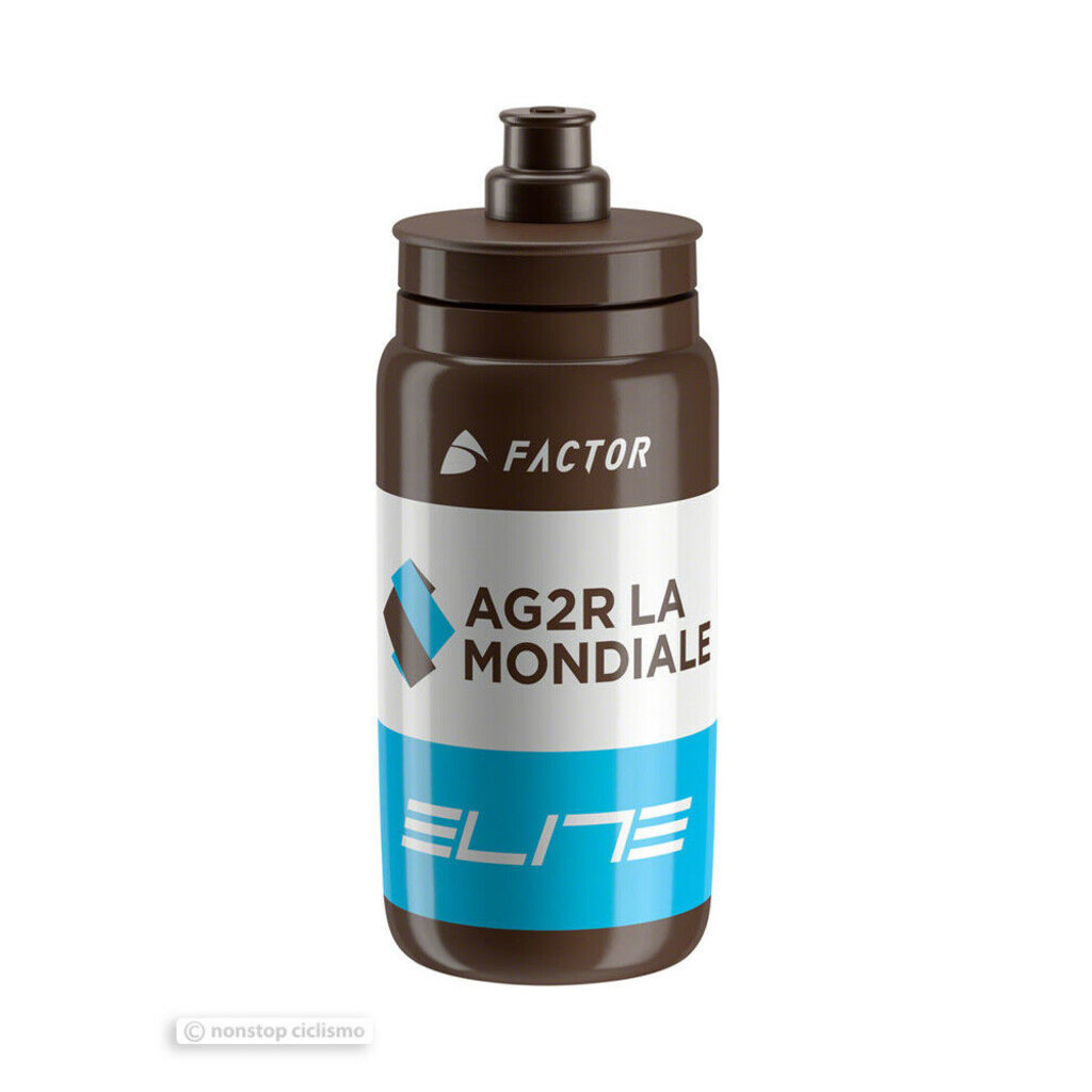Elite SRL Elite Fly AG2R Water Bottle: 18.5oz