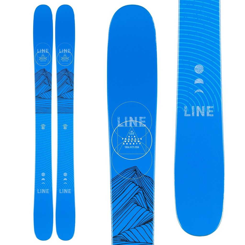 Line Skis Line Sir Francis Bacon Shorty Youth Ski