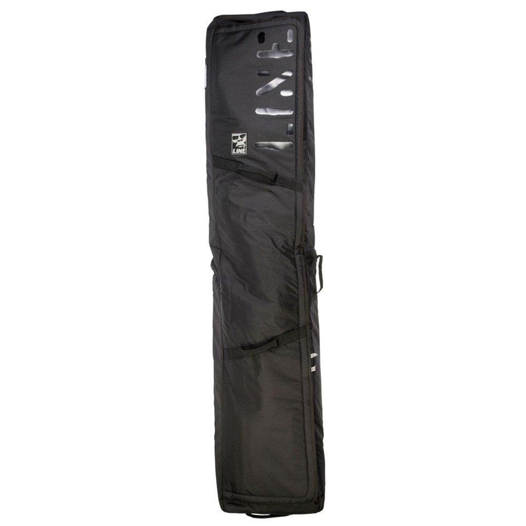 Line Skis Line Roller Ski Bag Black One Size