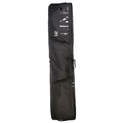 Line Skis Line Roller Ski Bag Black One Size