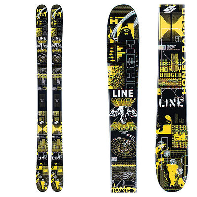 Line Skis Line Honey Badger Ski 20/21