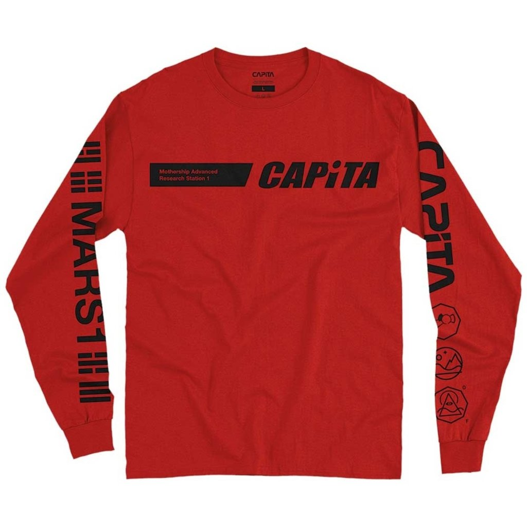 Capita Capita Men's Dharma Long Sleeve Tee