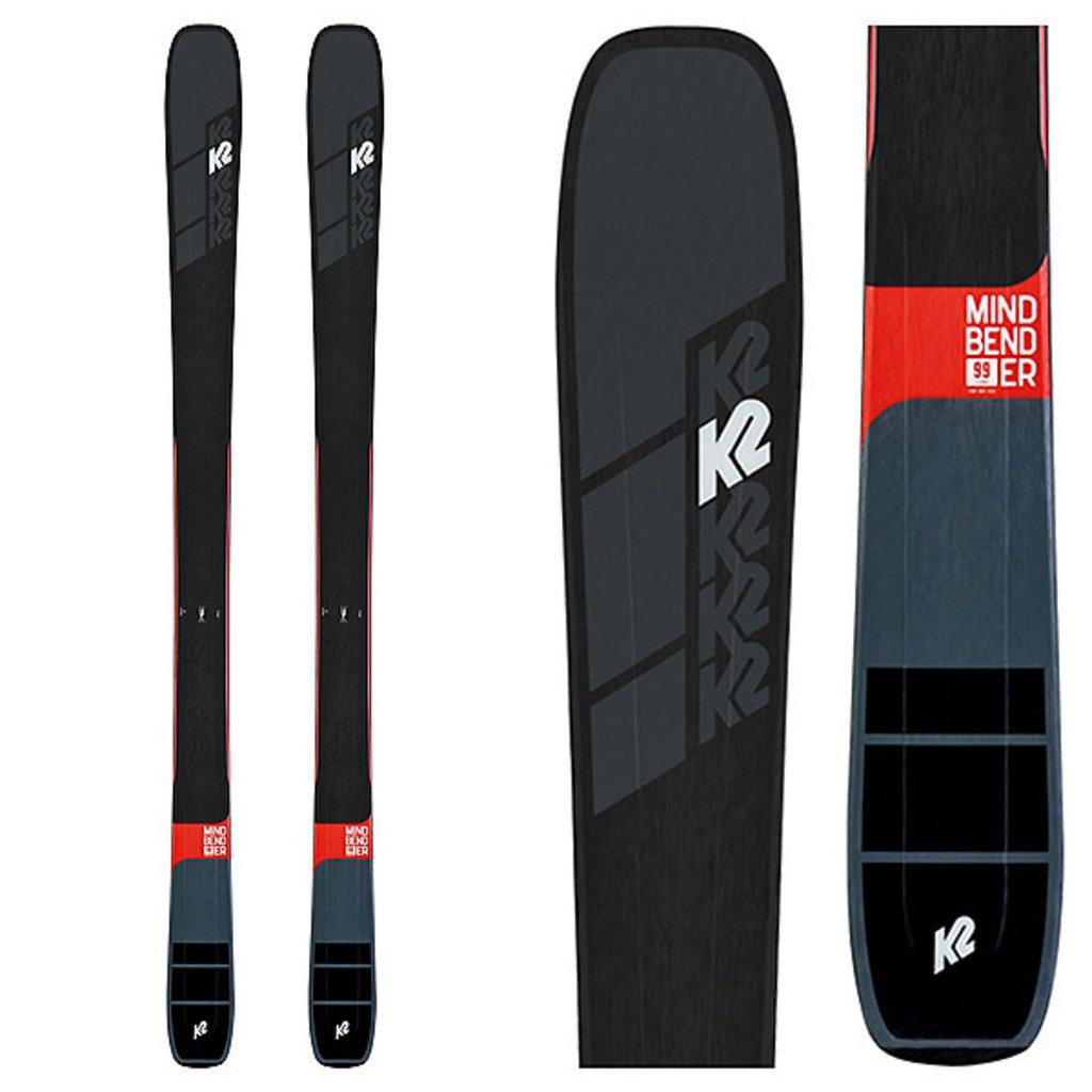 K2 SKI K2 Mindbender 99 TI Men's Ski