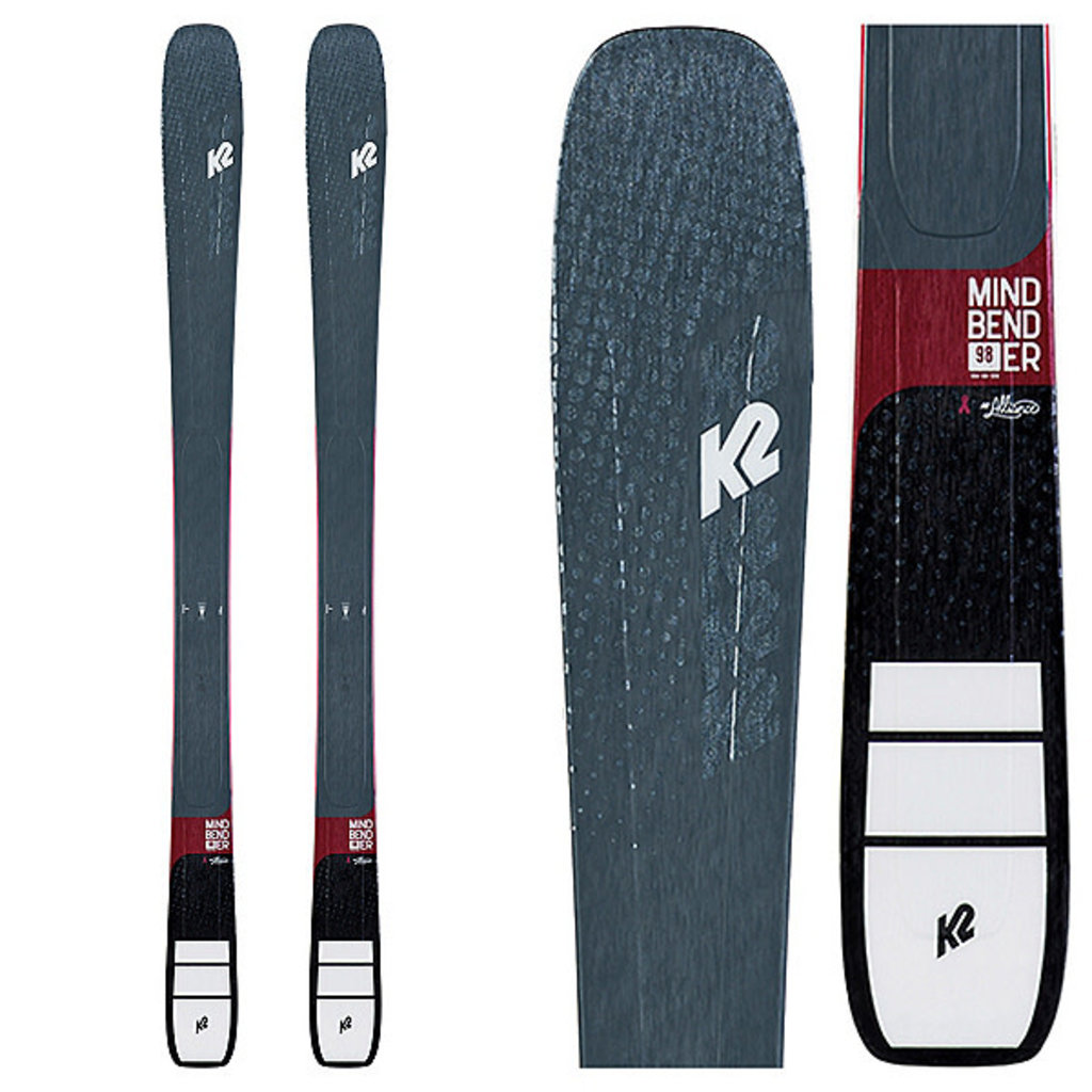 K2 SKI K2 Mindbender 88 TI Alliance Women's Ski