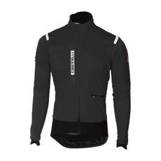 castelli Castelli Men's Alpha ROS Jacket - Light Black/Black