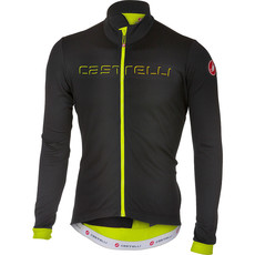 castelli Castelli Men's Fondo Jersey - Light Black/Yellow