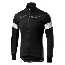 castelli Castelli Men's Transition Jacket - Black/White