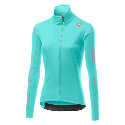 castelli Castelli Women's Transition W Jacket - Glacier Lake