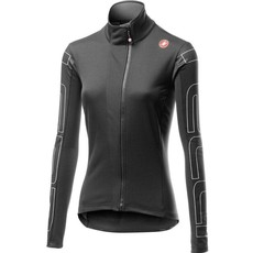 castelli Castelli Women's Transition W Jacket - Light Black/Ivory