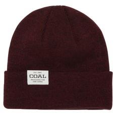 Coal Headwear Coal The Uniform Low Dark Burgandy Marl
