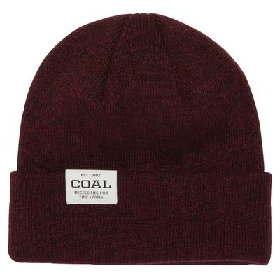 Coal Headwear Coal The Uniform Low Dark Burgandy Marl