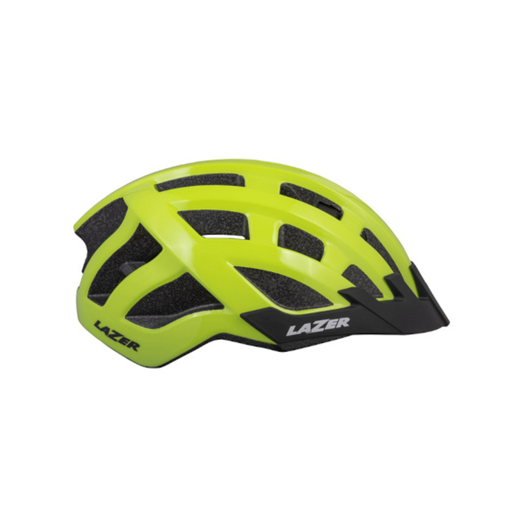 Lazer Helmet Compact DLX Mips Flash Yellow
