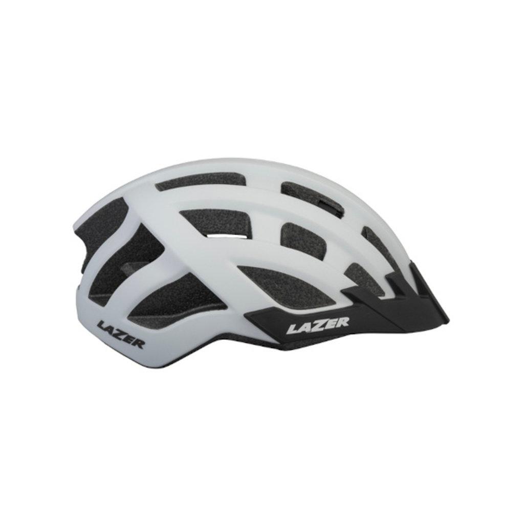 Pearl Izumi Lazer Helmet Compact DLX Mips Matte White