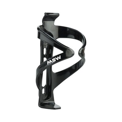 MSW MSW Composite Water Bottle Cage Black