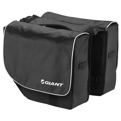 Giant Giant City Pannier Set Black