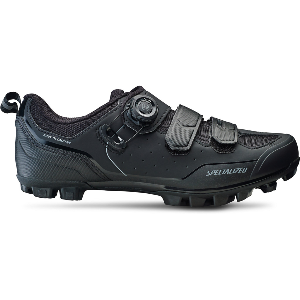 Specialized Specialized Comp MTB Shoe Black/Dark Grey 44