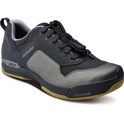 Specialized Specialized 2FO Cliplite Lace Men's Mountain Shoe Black/Gum 42