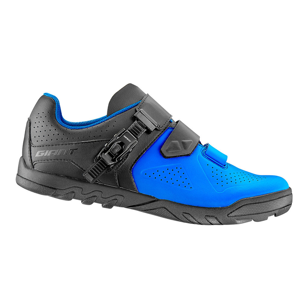Giant Giant Line Off-Road Shoe MES Composite Sole 45 Black/Blue
