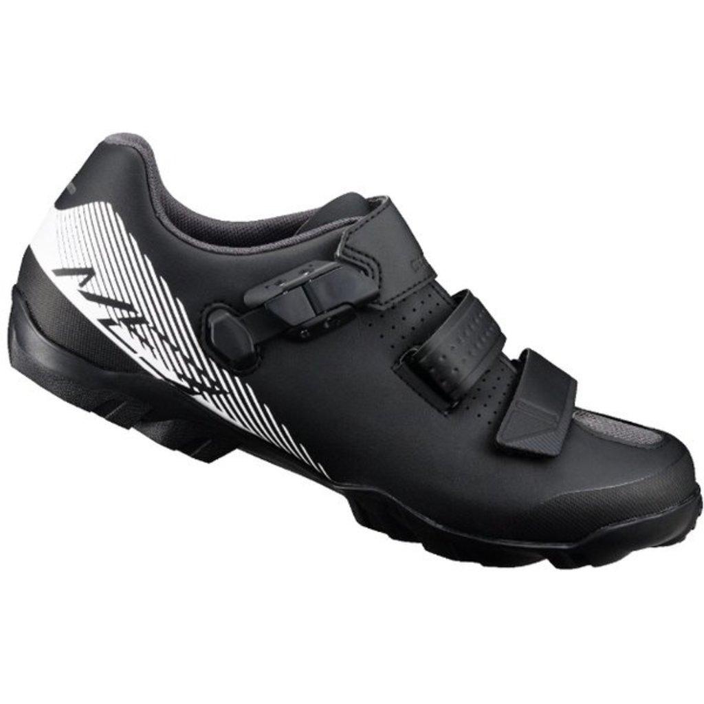 Shimano Shimano ME3 Men's Bike Shoes Black/White 52.0