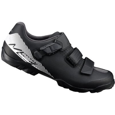 Shimano Shimano ME3 Men's Bike Shoes Black/White 47.0