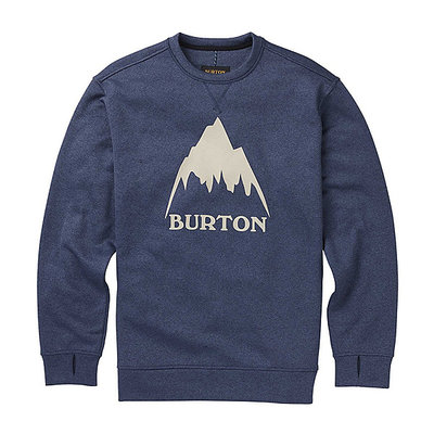 Burton Burton Men's Oak Crew