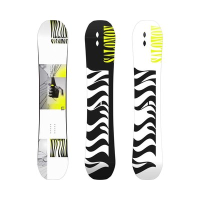 Salomon Salomon The Villain Snowboard